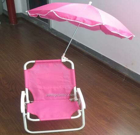 Beach Chair W/Sunshade