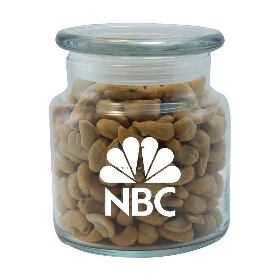 Apothecary Jar With Cashews