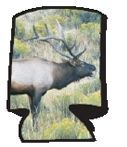 Sportsman Series Beverage Insulator (Elk)