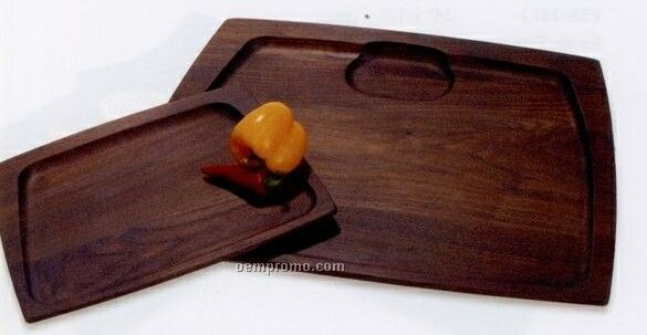 "Cutting & Carving Boards - Colonial Trencher (20""X14""X1"")"