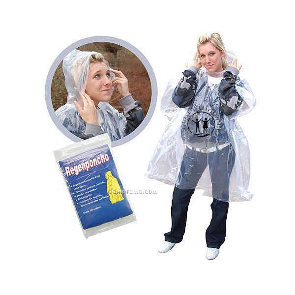 Non-reusable Rain Coat