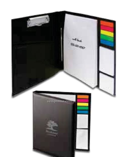 Reporter Note Pad Holder