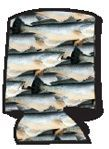 Sportsman Series Beverage Insulator (Trout)
