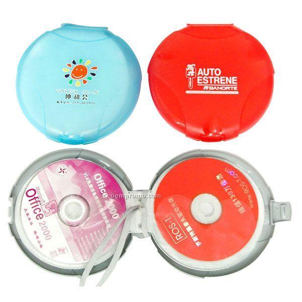 Translucent CD Case