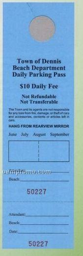 Door Or Rear View Mirror Hangers - Standard