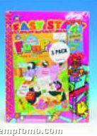 Jumbo Easy Start 3-pack Coloring Book Set