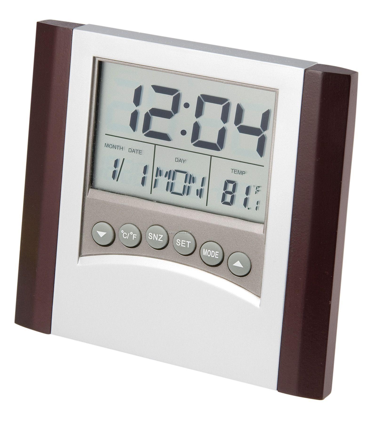 Reno Alarm Clock