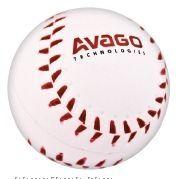"Baseball Foam Stress Ball - Economy (2 1/2"")"