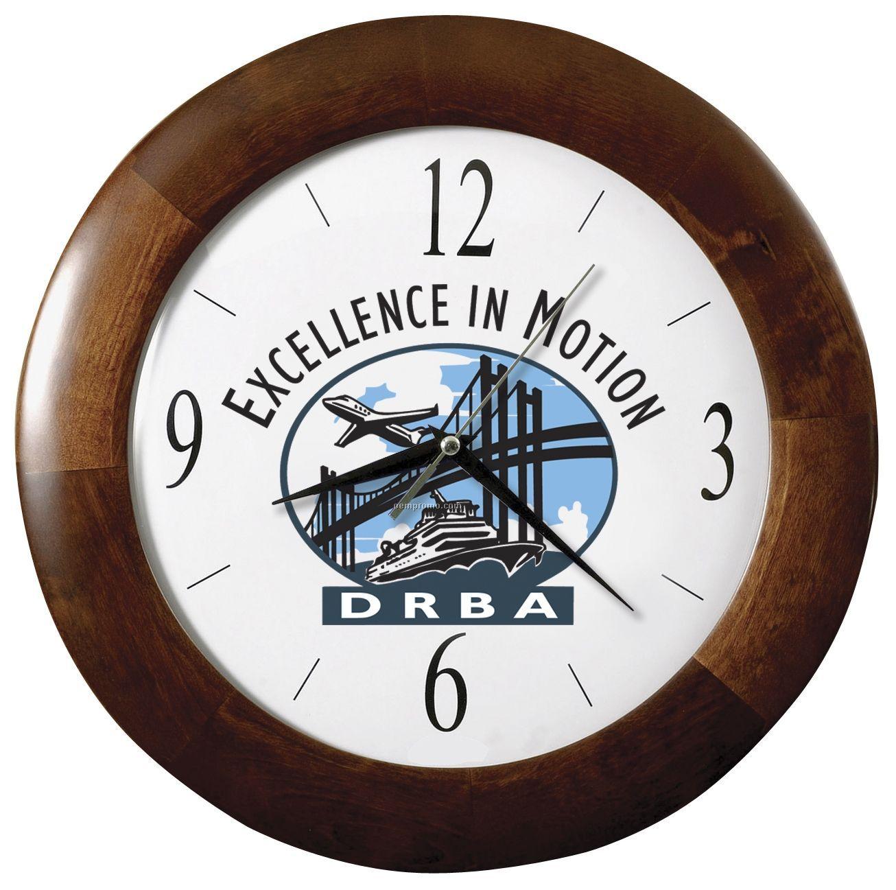 Howard Miller Corporate Wall Clock (Customized)