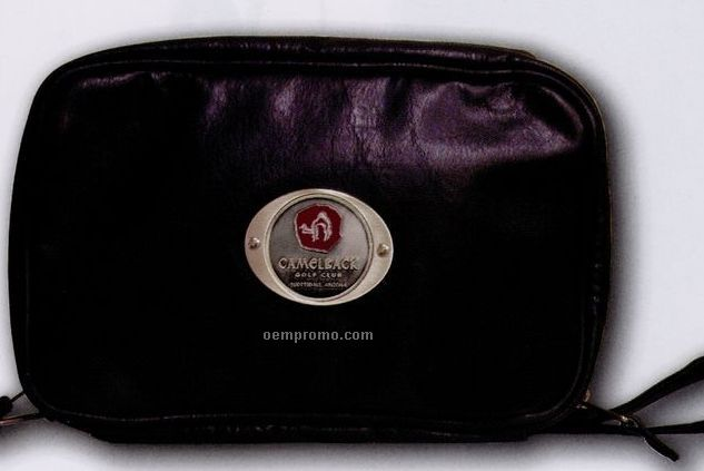 Leatherette Shave & Utility/ Travel Kit