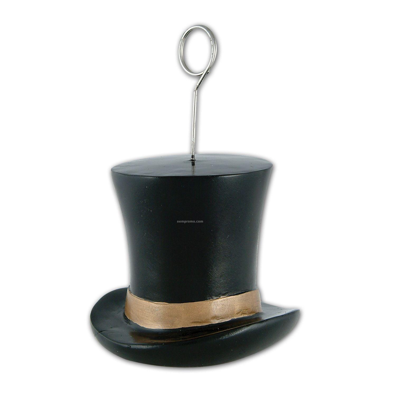 Top Hat Photo/Balloon Holder