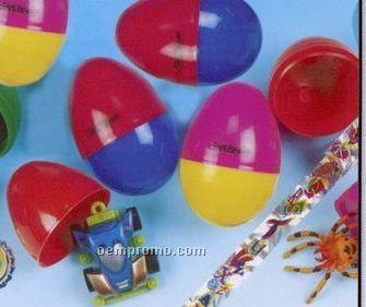 Toy Filled Easter Egg