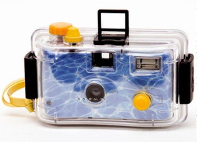 Underwater Camera With Flashlight