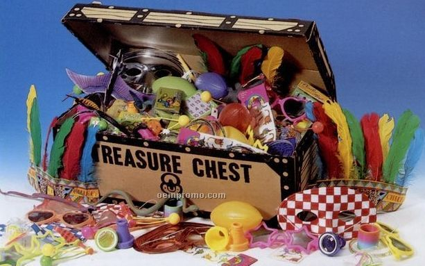 Choice Toys In Treasure Chest