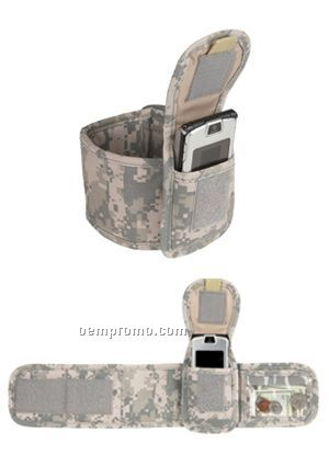 Digital Camo Arm Wallet
