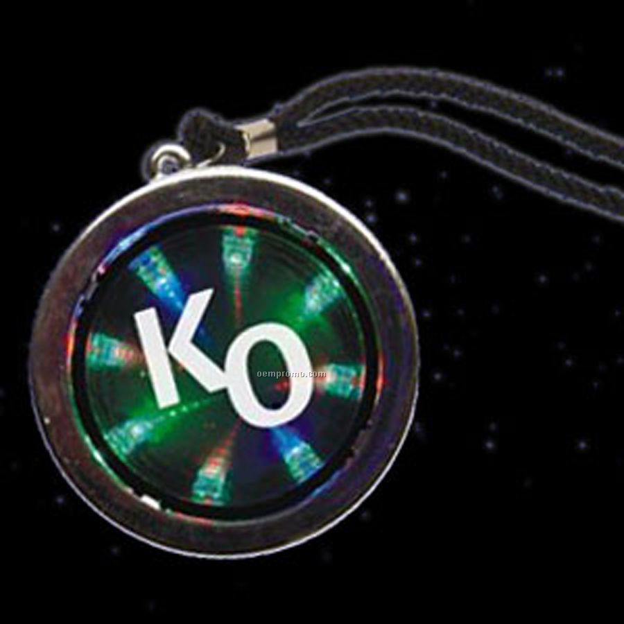 Infinity Light Up Medallion