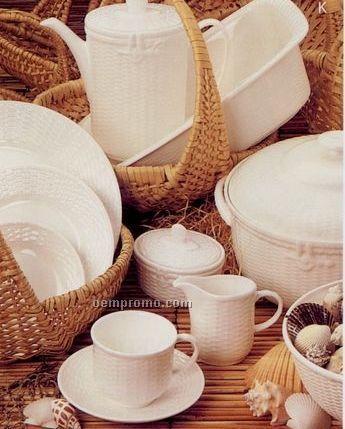 Wedgwood Nantucket Basket Fine Bone China - Sugar Bowl