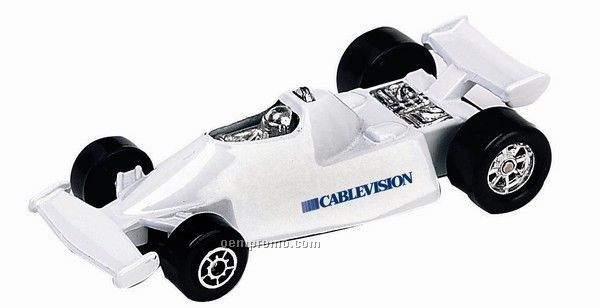 "3""X1-1/4""X3/4"" Indy Style Die Cast 3"" Race Car"