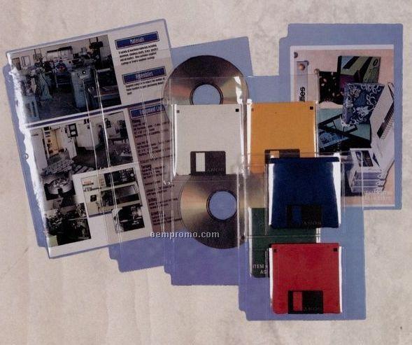 """Sheet Protectors (8 1/2""""X5 1/2"""")"""