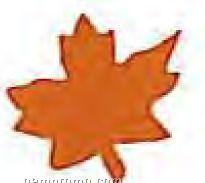 """Star & Maple Leaf Confetti (2"""")"""