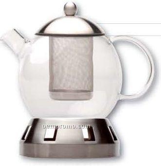 4 Piece Dorado Teapot