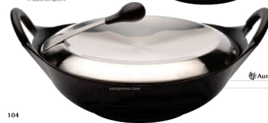 Auriga Covered Wok