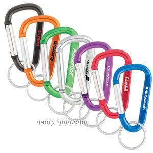 """Carabiners 2"""" - 24 Hour Production"""