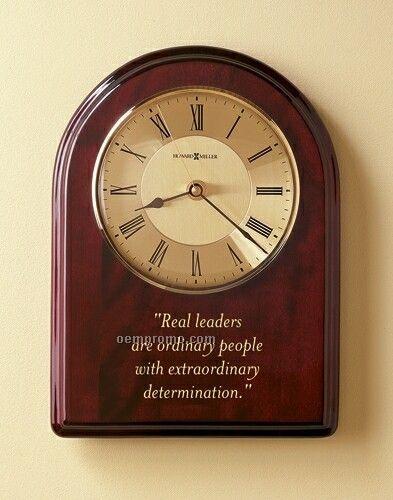 Howard Miller Honor Time III Award Clock (Blank)