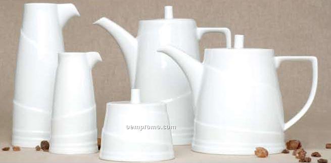 Elan Porcelain Teapot W/ Lid