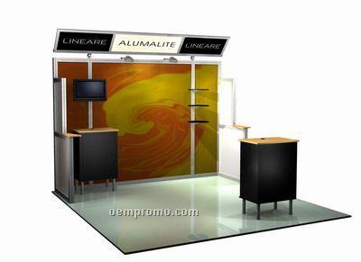 Alumalite Lineare Display (10')