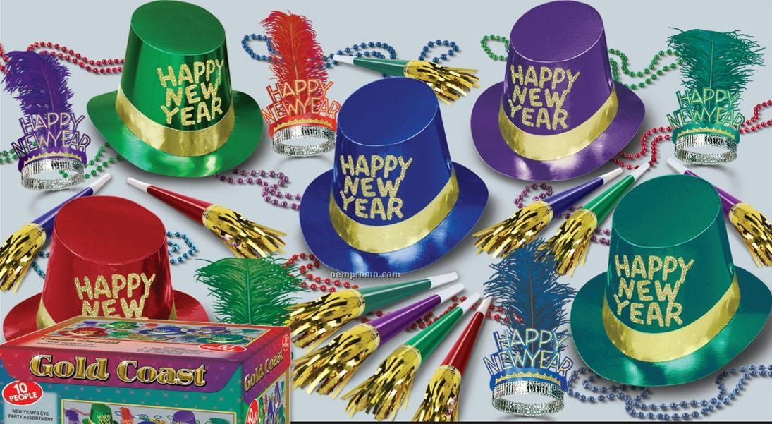 Gold Coast New Year Assortment For 10