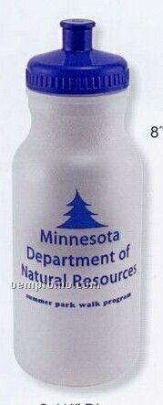 20 Oz. Biodegradable Sports Bottle