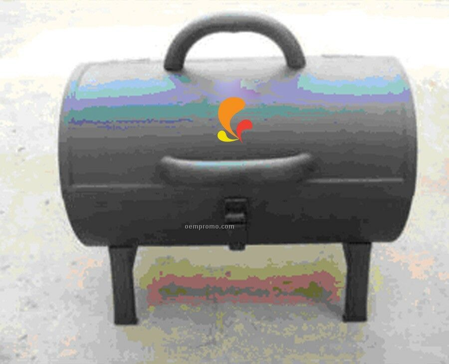 Barbecue Grill - Tailgate Size W/Two Handles