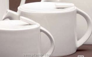 Concavo Porcelain Covered Teapot (3.1 Cups)