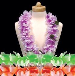 Neon Flower Leis