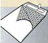 Paper Bubble Golden Kraft Open End Self Seal Envelope