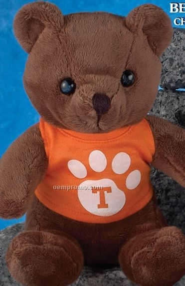 "8"" Chocolate Brown Benny Bear"