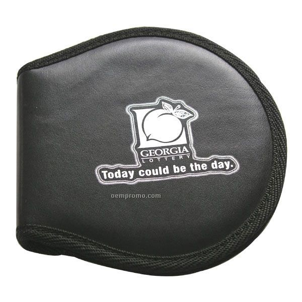 Simulated Leather CD Holder
