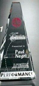 """Pristine Gallery Crystal Vantage Peak Award (8"""")"""