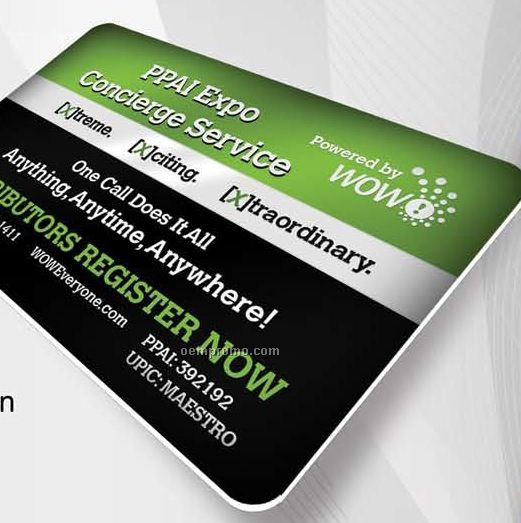 Wow Membership Based Gift Card W/ Personal Assistance Service - 20 Minutes