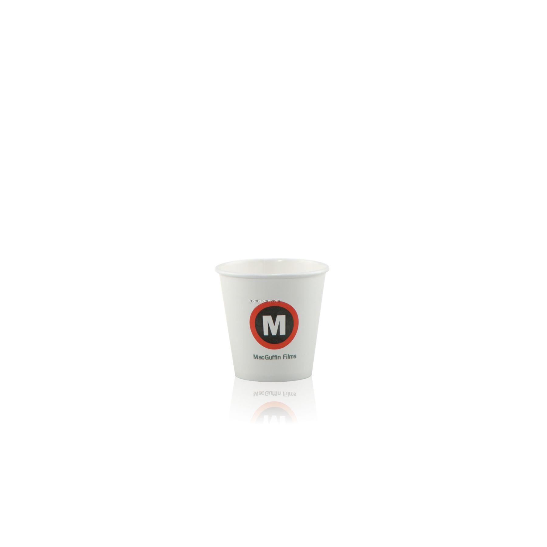 10 Oz. White Paper Cup