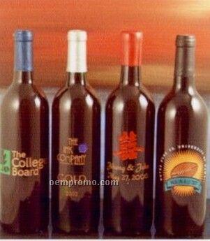 1999 Cabernet Sauvignon St. Clement Bottle Of Wine
