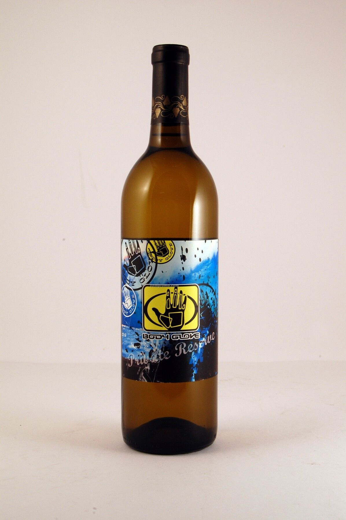 2009 Wv Chardonnay, Sonoma County, Barrel Fermented (Custom Labeled Wine)