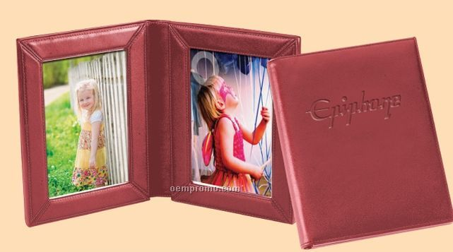 "Oslo Double Picture Frame (4""X6"")"