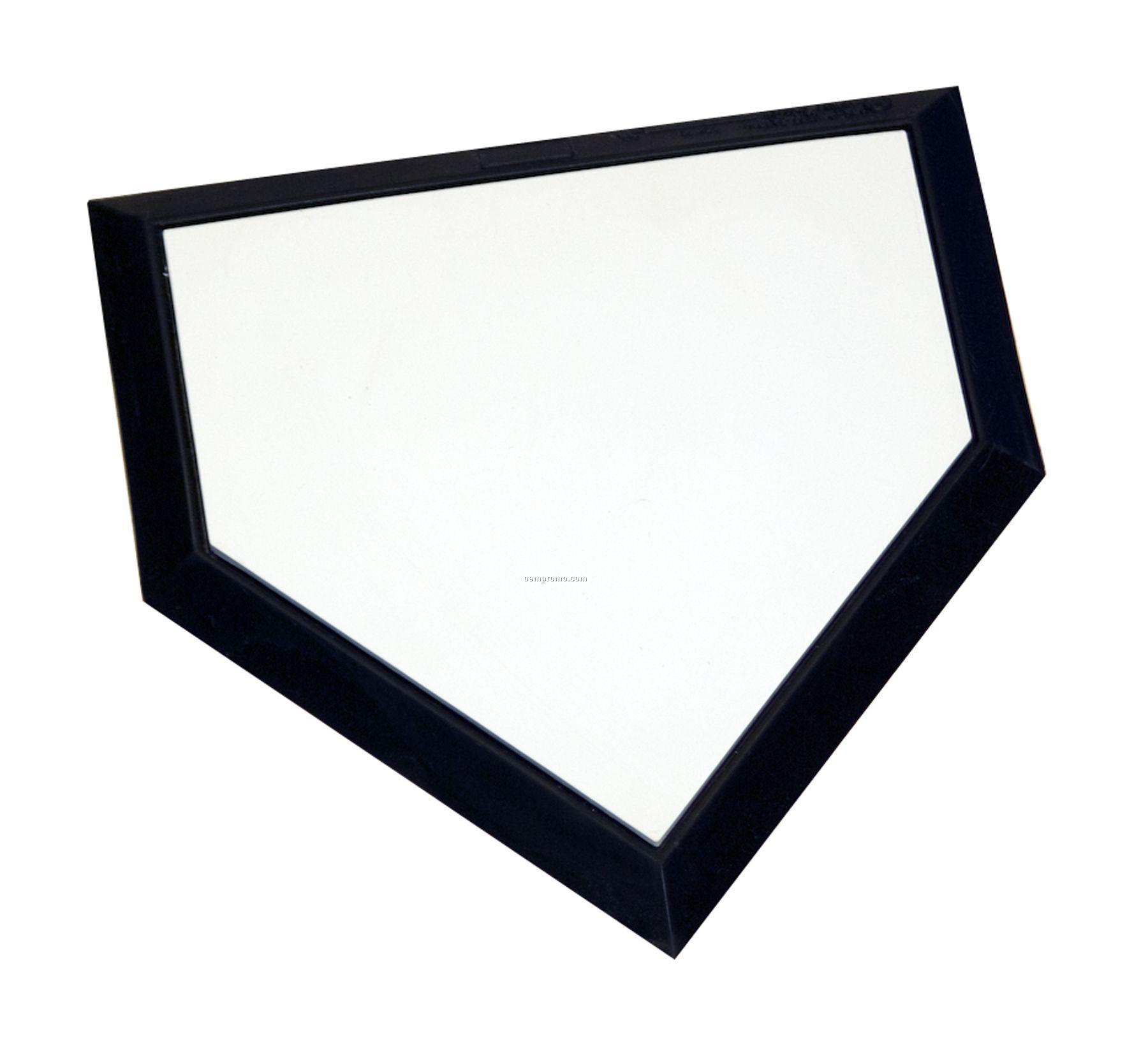 Blank 1 2 Scale Mini Homeplate