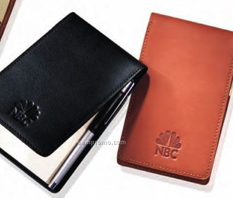 Helmsley Cowhide Leather Jotter Pad