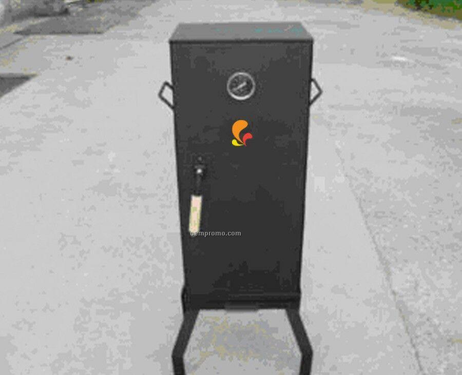 Rectangular Smoker Barbecue Grill