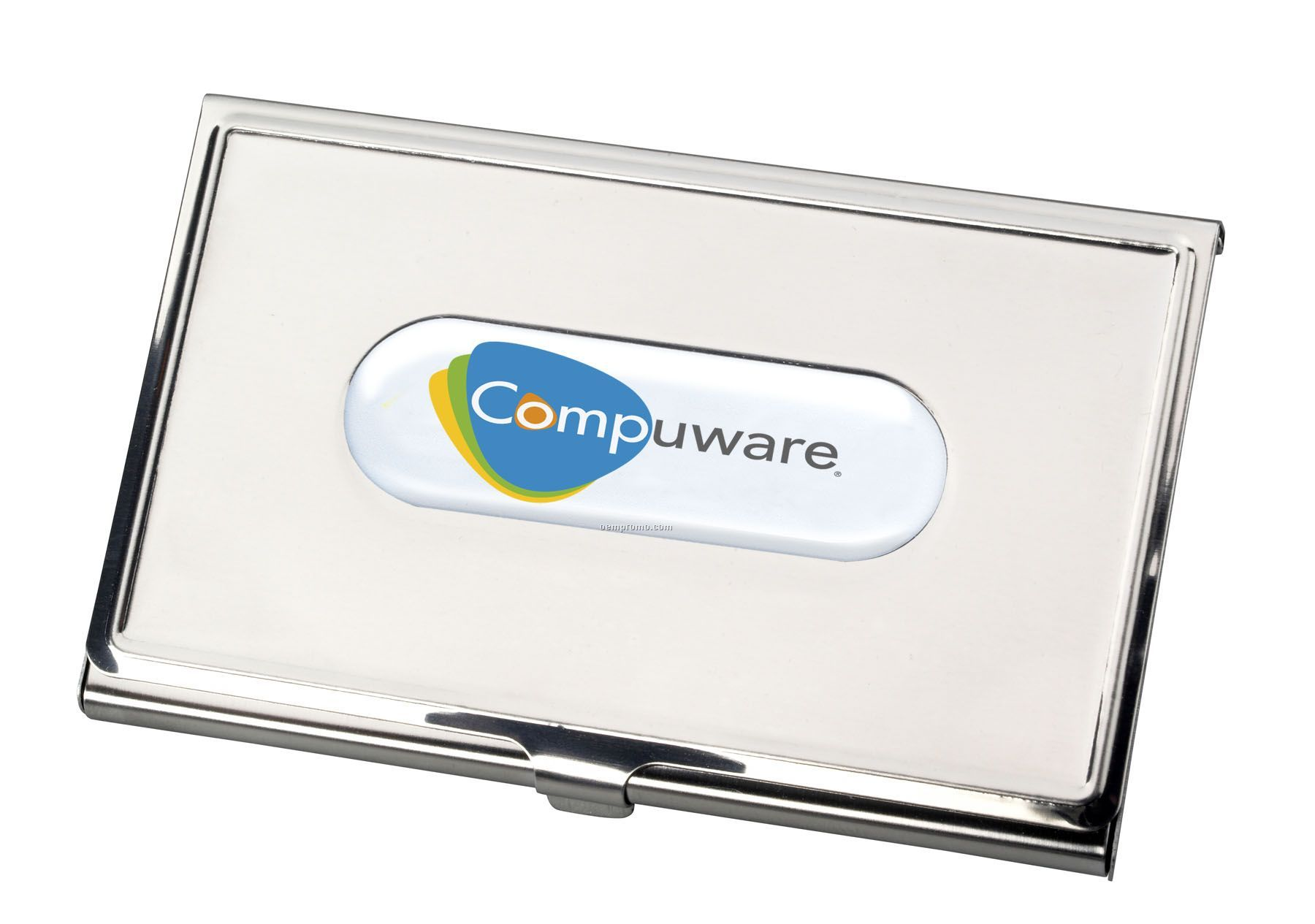 Business Card Holder With N-dome