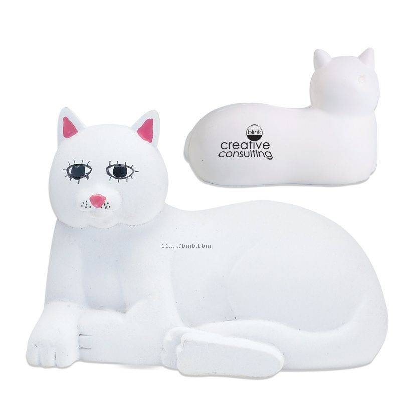 Cat Squeeze Toy