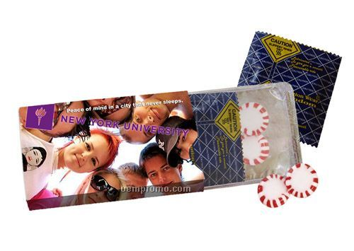 Safevelope Condom/ Mints